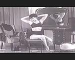 Vintage fetish girl