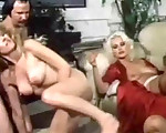 A catfight before sex
