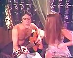 The horny singer